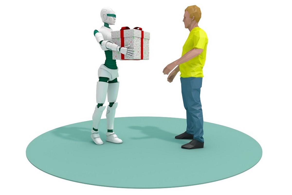 Roboti částečně nahradí pracovní sílu