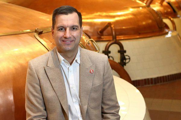 Ředitelem pro hospody a restaurace v Prazdroji je Jan Krafka