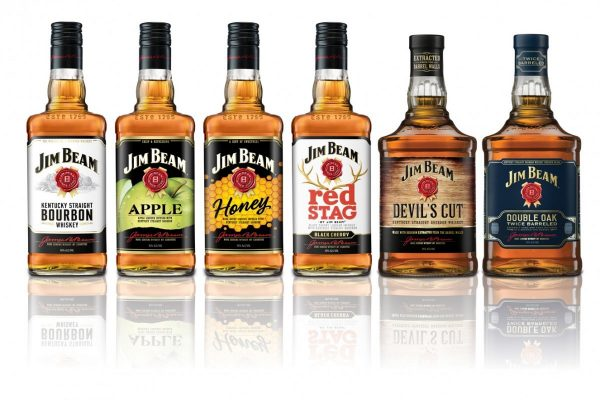 Jim Beam mění design portfolia