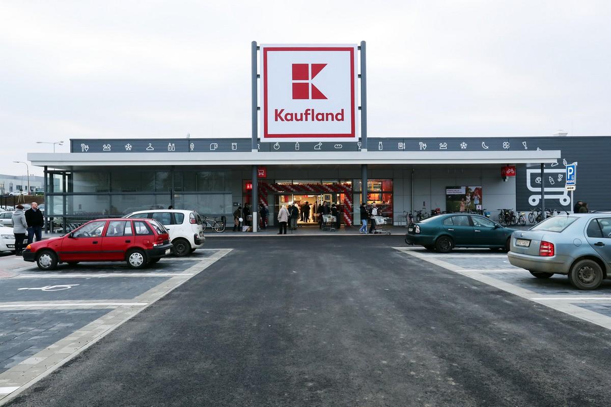 Nový Kaufland v Přerově