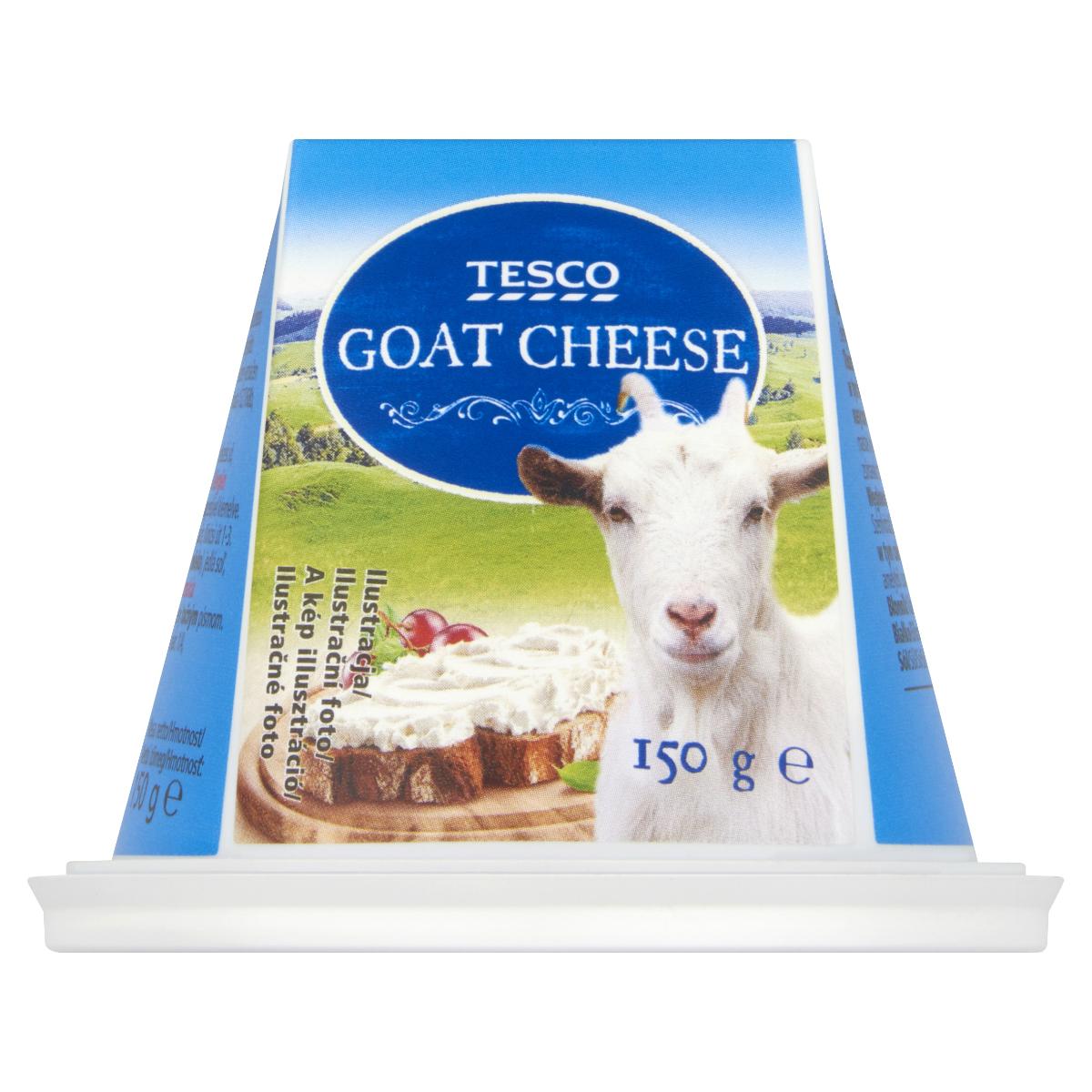 Kozí sýr Tesco
