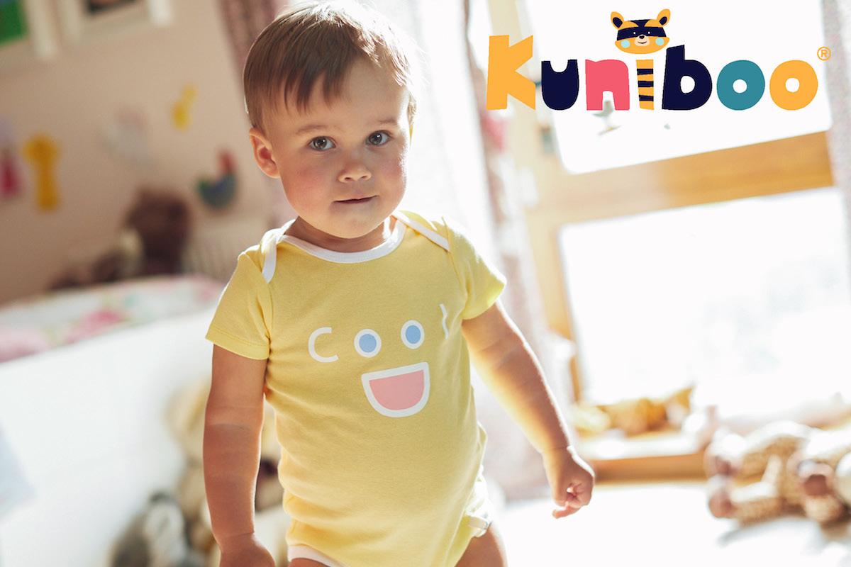 Nová privátní značka textilu pro batolata Kuniboo v Kauflandu