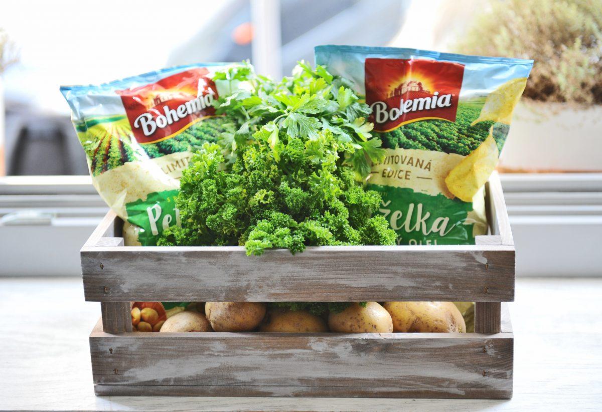 Limitované edice Čerstvě utrženo z raných brambor