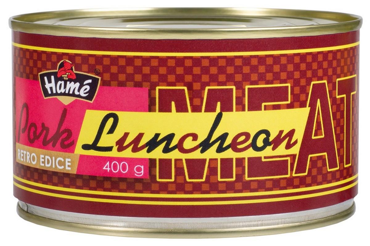 Luncheon v retro edici
