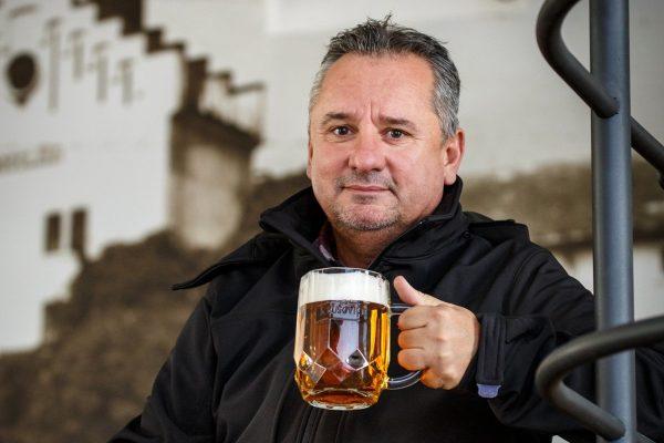 Milan Schramm si v Heinekenu k řízení výroby přibírá i logistiku a distribuci
