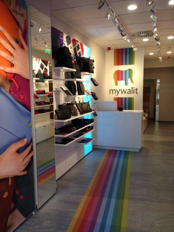Prodejna MyWalit