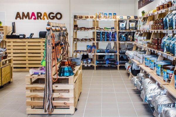 Krmiva Pučálka uvádí značku Amarago, otvírá se k ní kamenná prodejna