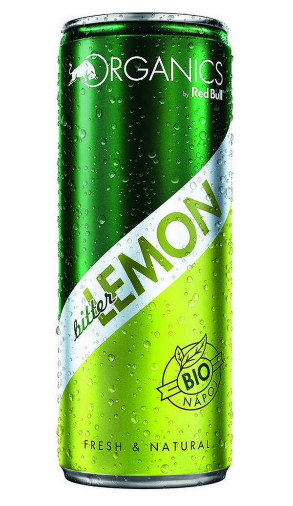 Nová příchuť Bitter Lemon