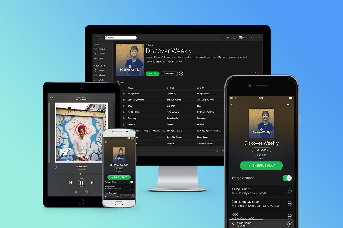 Spotify se soustředí na personalizaci playlistů. Nabídne až 15 různých zaměření a možnost vytvořit si své vlastní