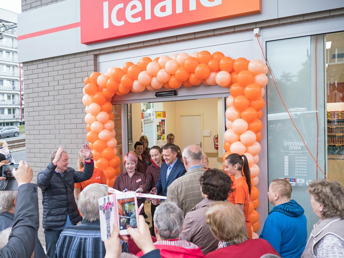 Iceland otvírá v pražském Hloubětíně