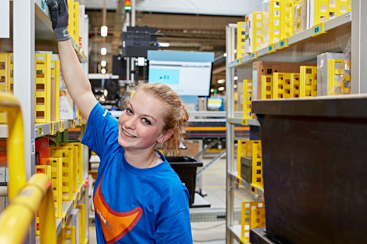 Amazon letos v Česku přijme 1000 zaměstnanců