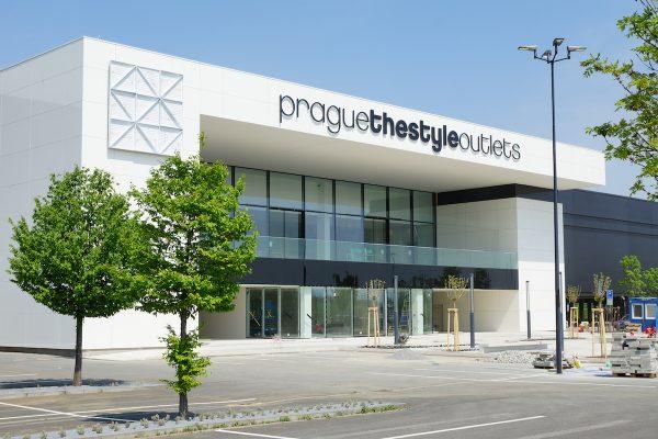 Kaprain přebírá řízení Prague The Style Outlets, chce přistavět hotel a zábavní park