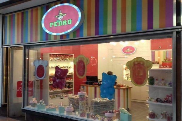 Cukrovinky Pedro dostaly desátou prodejnu, v pražské pasáži Světozor