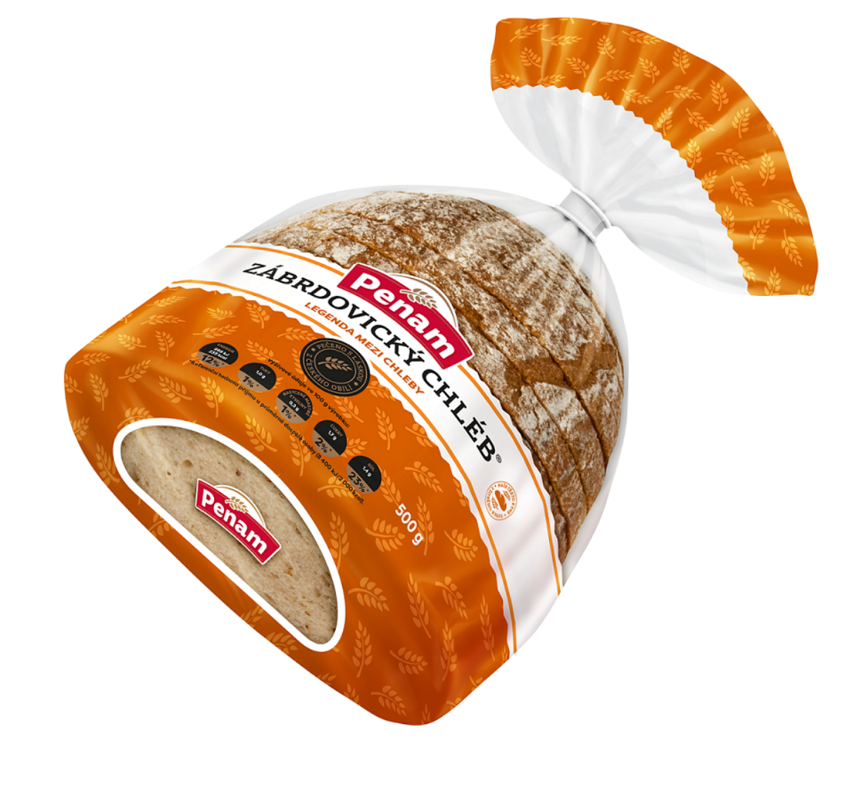 Penam Zábrdovický chléb