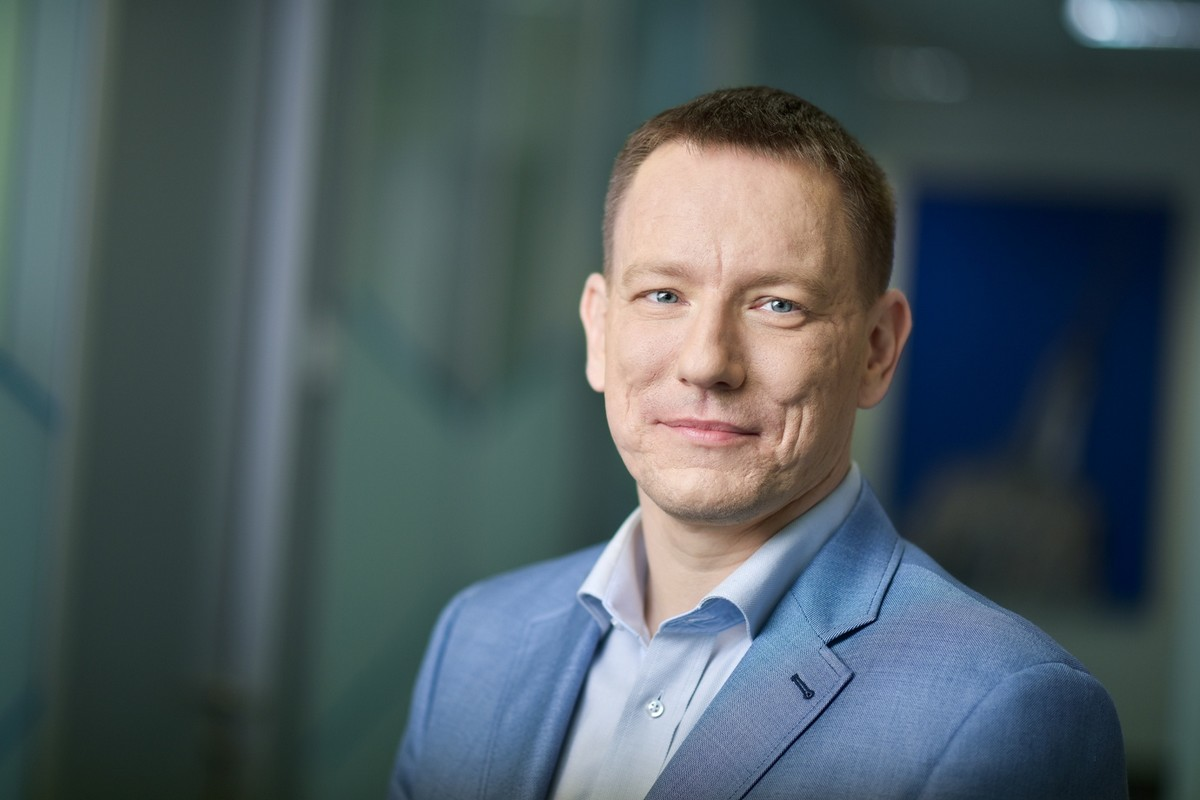Petr Borkovec, ředitel Sklizeno Foods