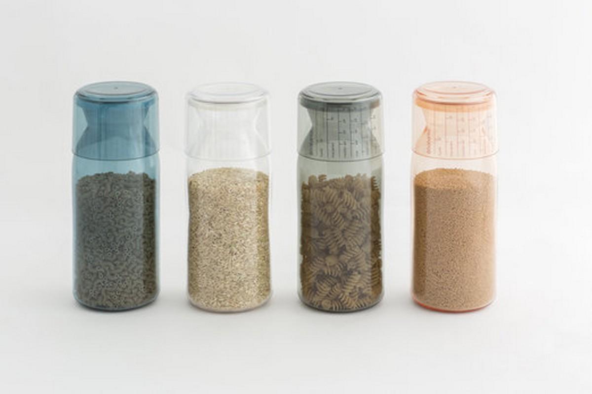 Plastové dózy na potraviny Brabantia