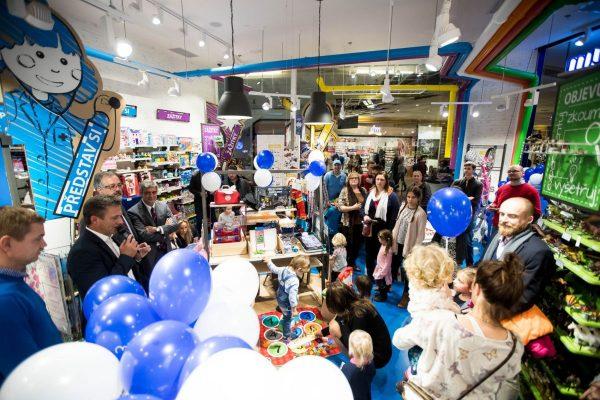 Španělské hračkářství Imaginarium přichází do Česka, otevřelo na Chodově