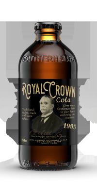 Nový design RC Coly ve skleněné lahvi