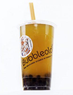 Veškeré sirupy a krémové ingredience by měly být v Bubbleology bez azobarviv