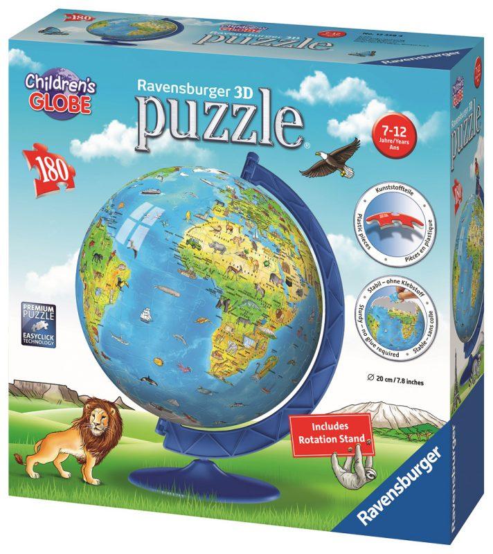 Puzzle od firmy Ravensbugrer v Kauflandu