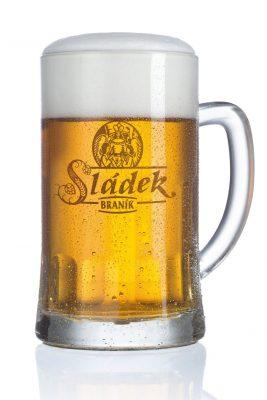 Nové pivo Sládek značky Braník