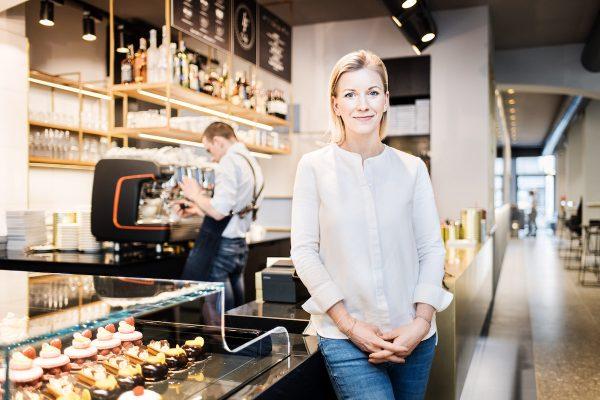 Čtvrtá cukrárna IF Café Ivety Fabešové otevřela v paláci Rosetta na Jungmannově
