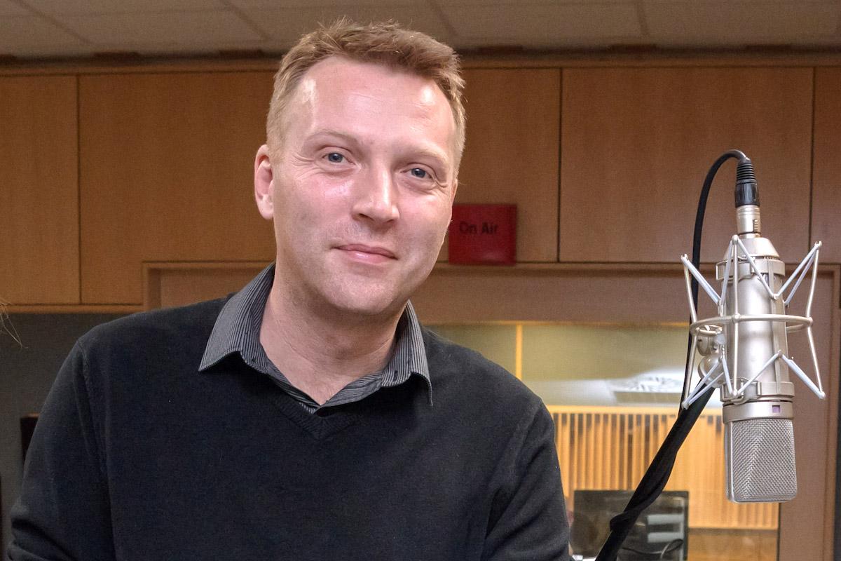 Tomáš Vacek. Foto: Khalil Baalbaki