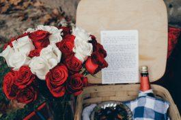 Slevové letáky zohledňují svátek zamilovaných, Valentýna