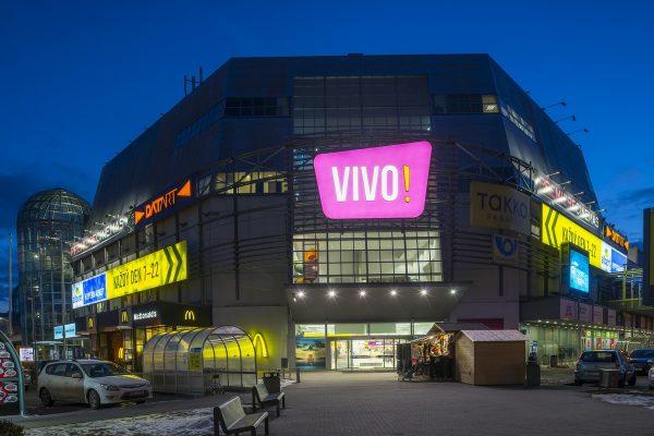 Park Hostivař prošel rebrandingem, nově se jmenuje Vivo!