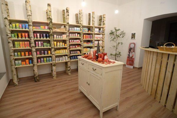 Přírodní kosmetika Weleda dostala první vlastní obchod