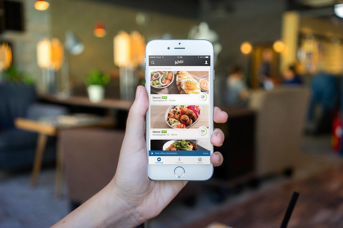 Wolt v současnosti dováží ze zhruba 50 restaurací