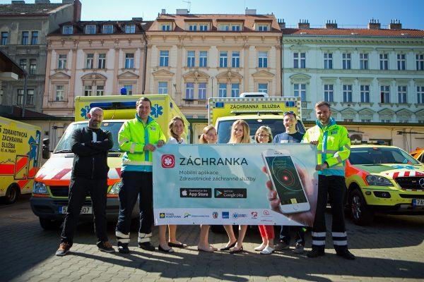 Aplikace Záchranka funguje i v Rakousku, mají tam i vlastní verzi Rettung