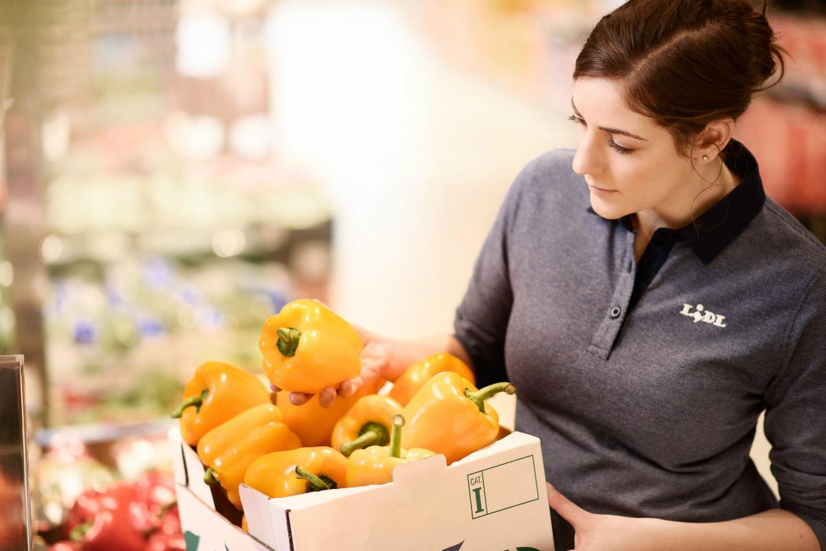 Zaměstnanci Lidlu dostanou od 1. března přidáno, letos o 20 %Zamestnanci Lidl 1