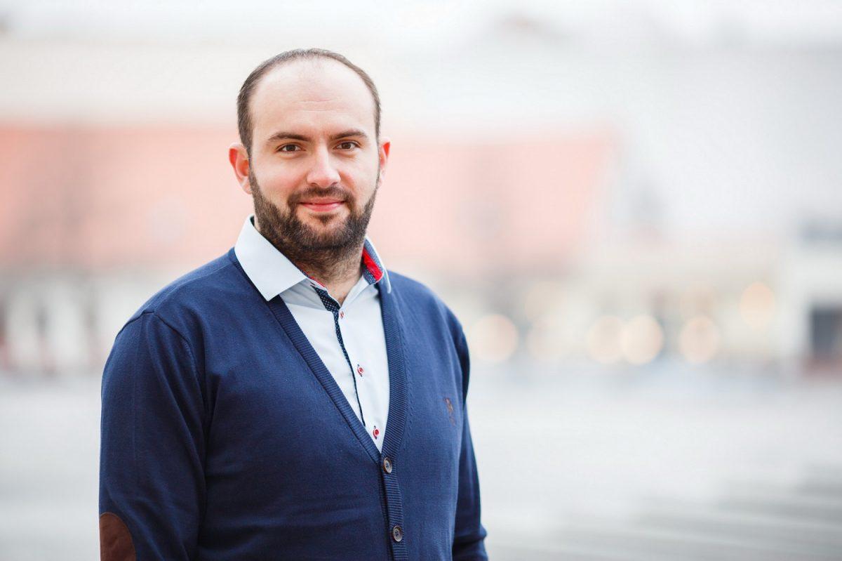 CEO srovnávače Zaslat.cz Miroslav Michalko