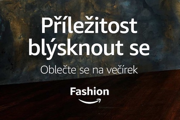 Americký online gigant Amazon spouští web v češtině