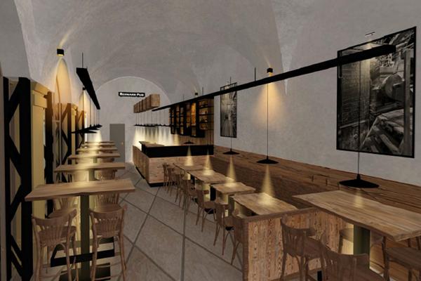 Pivovar Bernard chce do menších měst, v srpnu otevře menší pivnici Bernard Bar