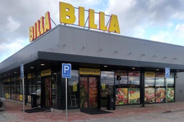 Billa v Jílovém otevřela svou 220. prodejnu v Česku. Příští rok chystá tucet nových