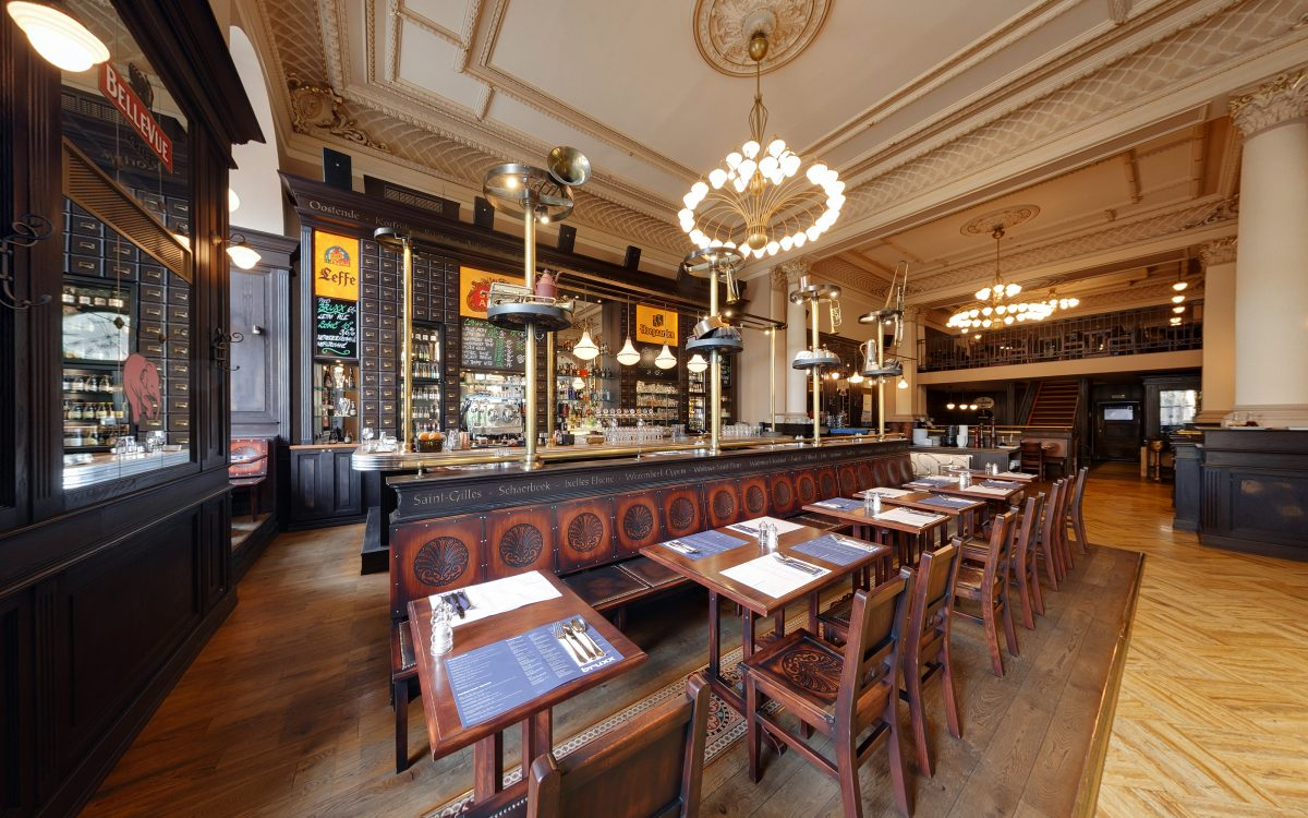 Belgická restaurace Bruxx