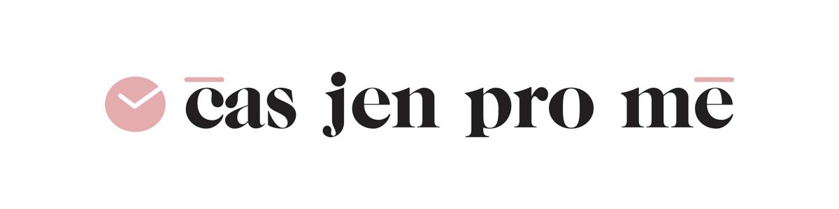 Logo online magazínu Čas jen pro mě