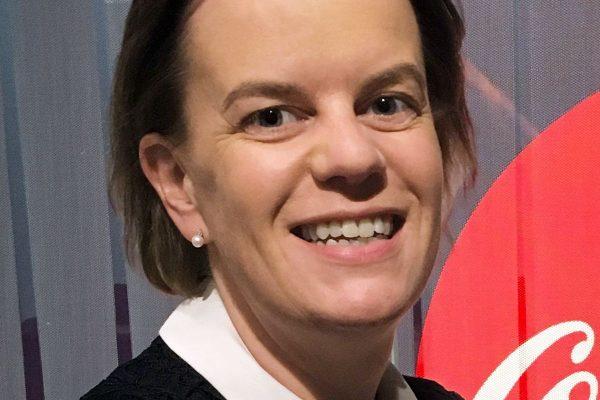 Gráinne Moynihanová finanční šéfkou Coca-Coly v Česku a na Slovensku