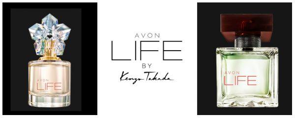 Nový parfém Life by Kenzo pro Avon