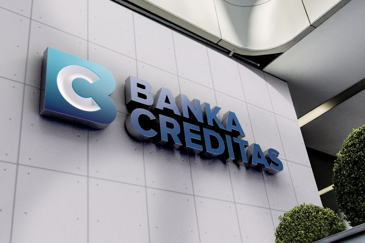 Logo nové banky navrhlo studio Dynamo Design