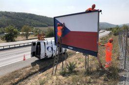 Czech Outdoor: billboardy od dálnic zmizí v září