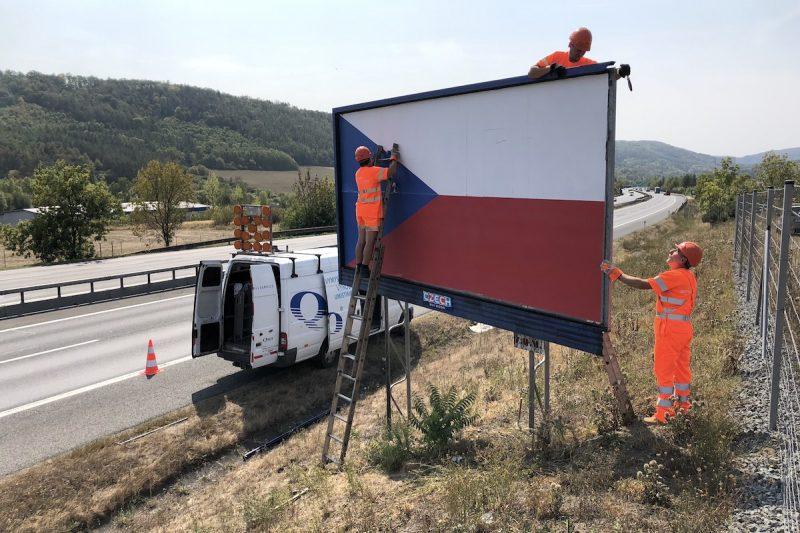 Zákaz billboardů u dálnic Ústavní soud nezrušil