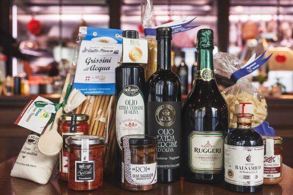 K restauracím La Bottega přibyl e-shop s italskými pochoutkami eBottega.cz