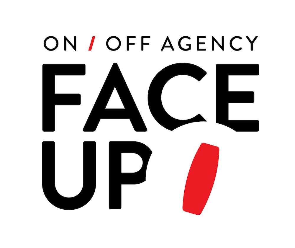 Nové logo agentury Face Up