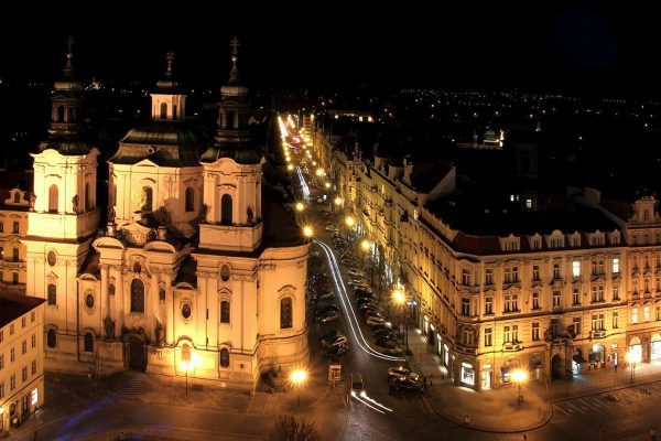 CBRE: kvůli nedostatku prostor rostou nájmy na pražských high streets