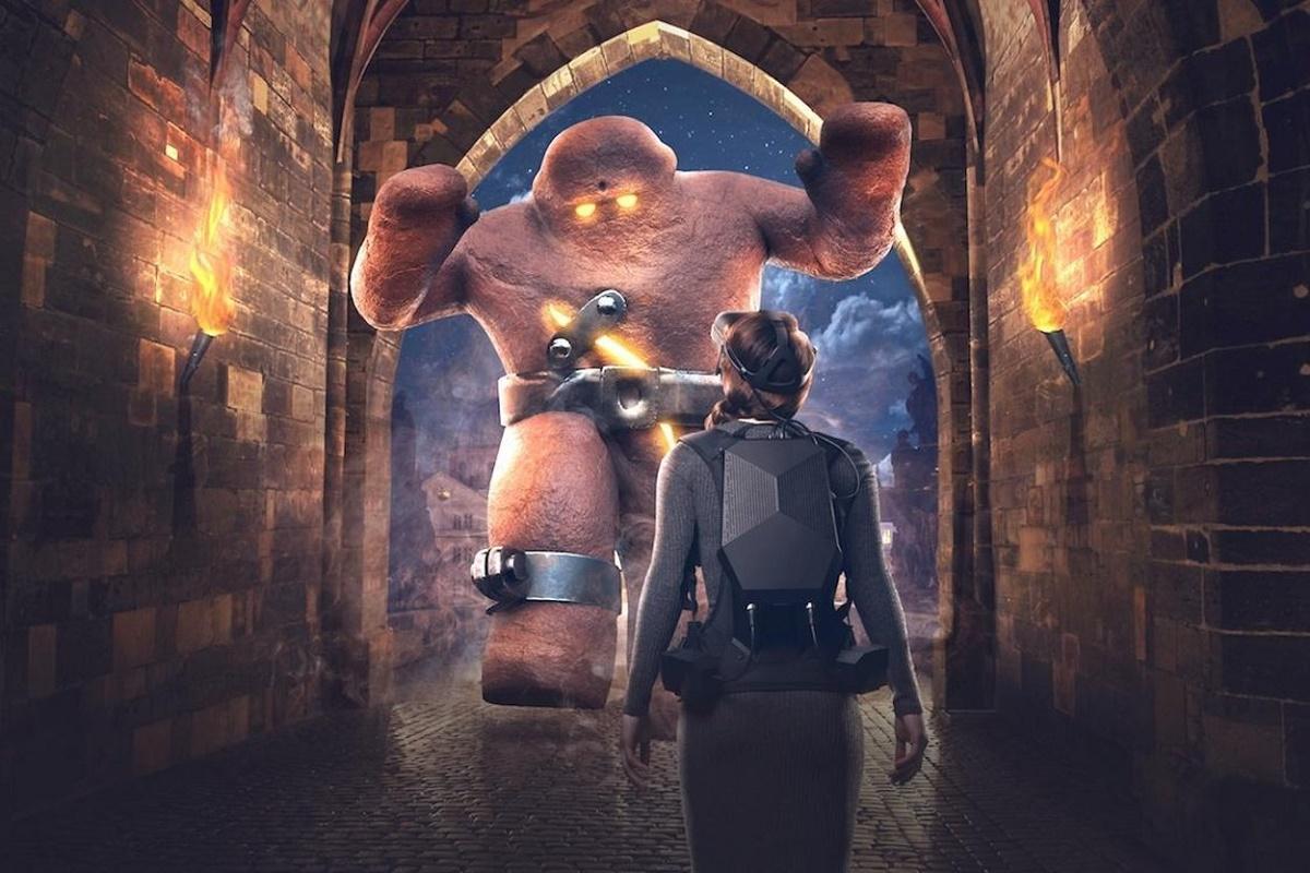 V pražském Hamleys se mohou hráči vydat po stopách oživení pověstného Golema. Virtuální realita z dílny Divr Labs je největší ve střední Evropě