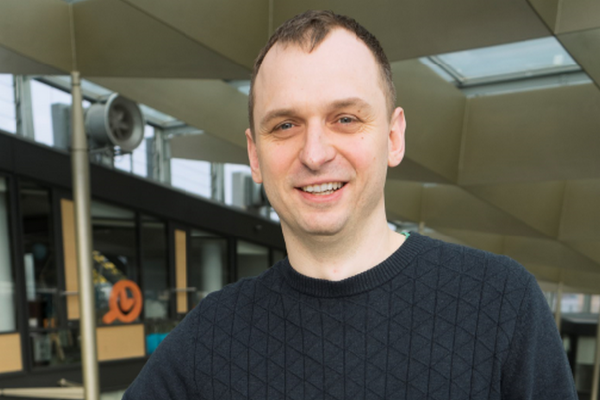 Rozvoj produktu v Heurece vede Marek Grynhoff z LMC