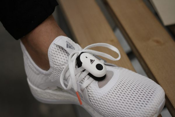 Adidas přidá k obuvi senzory na analýzu chůze. Zdroj: Techcrunch.com